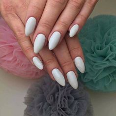 Coconut Milk Gel Polish from Miami Collection by Natalia Siwiec from Magda Madeleine Studio, Indigo Wrocław #nails #nail #indigo #indigonails #nailsart #coconut #white #weddingnails #miami #nataliasiwiec #summernails #springnails