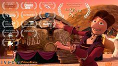 El Vendedor de Humo. El Vendedor de humo es un cortometraje de Animación realizado integramente por los alumnos de www.PrimerFrame.com, prom...