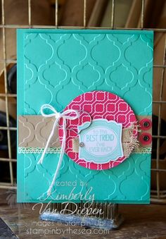 NEW Stampin' Up!- Label Love Kimberly Van Diepen, Stampin' Up!
