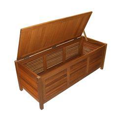 Mimosa 120 x 45 x 45cm Timber Outdoor Storage Box