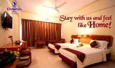 Stay in comfy comfort & experience ultimate energizing vacation.