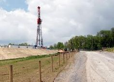 Marcellous Shale Drill Rig