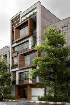 Modern Architecture Building Apartments #architecture #building #apartments – My Ideas