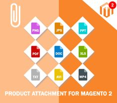 Attach a wide range of files with diverse file types in your Magento Product Page