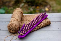 Easy Knitting: Knifty Knitter Warm Winter Cowl