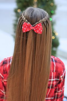 Upward Lace Braid | Cute Girls Hairstyles