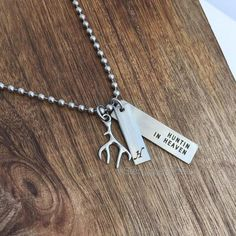 Men's Huntin in Heaven Necklace