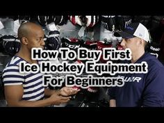 How To Buy First Ice Hockey Equipment - Buyers guide to full gear for beginners - http://hockeyvideocenter.com/how-to-buy-first-ice-hockey-equipment-buyers-guide-to-full-gear-for-beginners/