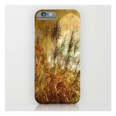 Golden Sunset  iPhone 6s Case ($35) ❤ liked on Polyvore featuring accessories, tech accessories and iphone & ipod cases