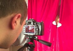 Futsu - Mechanical Bride - Music Video - Making of...Nanouk behind the red curtain!