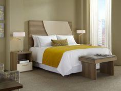 KLEM, furniture for hospitality - Jasper Group Brand Hospitality, Cosmos, Guest Room, Jasper, Loft, Gallery, Bed, Arrow Keys, Close Image