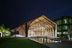 Galeria de Sala de Conferências Naman Retreat / Vo Trong Nghia Architects - 9