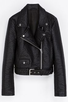 leather jackets are always a good idea!