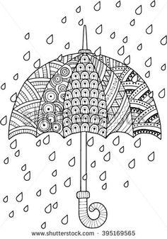 Umbrella Color Stock Photos, Royalty-Free Images & Vectors ...