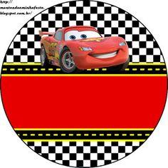 Montando a minha festa: Carros da Disney