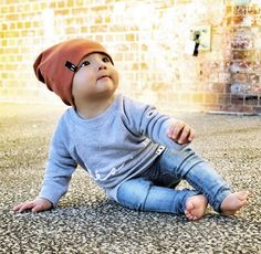 eaad3d49047 Denim Jegs beau Sweater Rust Bandit Beanie www.beauhudson.co