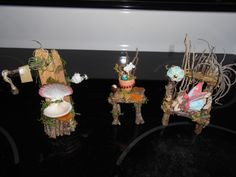 fairy furniture all twigs