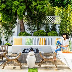 Stunning backyard makeover