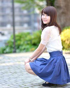出居咲耶子さん | 美人スナップ