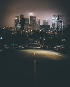 Los Angeles, California by imagesbybrandon Los Angeles Area, Downtown Los Angeles, Starry Night Wallpaper, Los Angeles Wallpaper, City Aesthetic, Aesthetic Videos, Places In America, City Of Angels, Dream City
