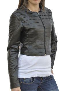 Giacca da donna in vera pelle mod. Valeria - Pellein.com 1a96fbd5ead