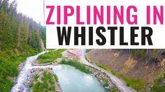Whistler Zipline: Zi