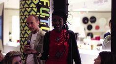 Nana Ocran hosting Meet the Afrofuturists - Milan Design Week at La Rinascente (April 2013). Featured speakers were Marieme Jamme (Senegal), Cyrus Kabiru (Nairobi), Kelly Berman (Cape Town), Jennifer Wolfe (US and Lagos), Nat Amarteifio (Accra), award-winning architect Kunlé Adeyemi (Lagos), Christina de Middel (UK).