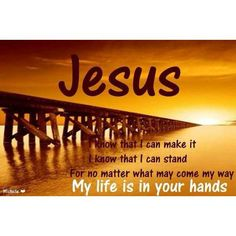 Jesus is always there