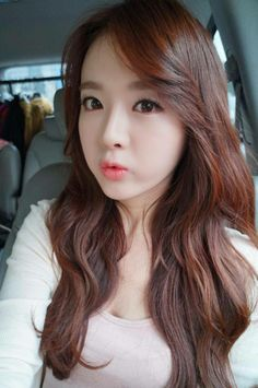 in my car heheh cute right  saranghaeee <3