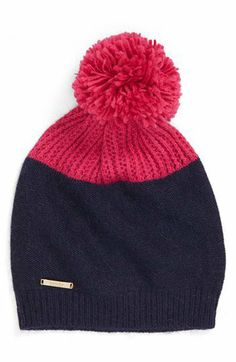 Laundry by Shelli Segal Colorblock Beanie | Nordstrom on Wanelo