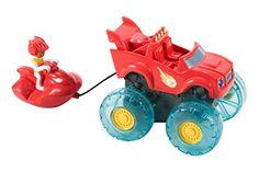 Blaze and the Monster Machines Blaze & AJ Water Rider