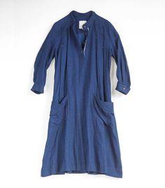 Asta Indigo Pleat Dress #forme #yesplease #holidaygift #wishlist
