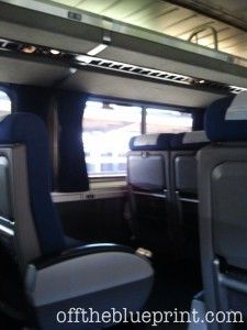 Tips for taking long-distance Amtrak trains: Coach class