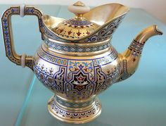russian-antique-Faberge-Enamel-Tea-for-Tiffany