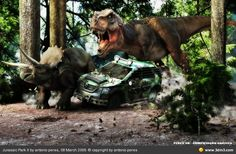 Jurassic Park II by antonio peres - Community for CG Artists