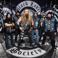 The Black Label Society