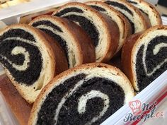 Czech Desserts, Sweet Desserts, Sweet Recipes, Dessert Recipes, Slovak Recipes, Czech Recipes, Russian Recipes, Torte Recipe, Artisan Food