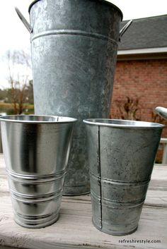 Vinegar Tip - age new metal #refreshrestyle for more details