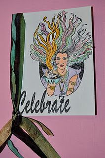 Card by Lyneen Jesse for VLVS NYD Blog Hop
