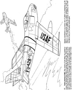 find this pin and more on science and tecnology jet fighters coloring book pages