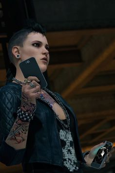 Clara Lille / Watch Dogs #WatchDogs #Hackers #Dedsec #Blume #Hackers #Sandbox #shooter #ClaraLille
