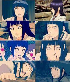 Hinata Hyuga ( The Byakugan Princes) Anime Naruto, Naruto Und Hinata, Naruto Shippuden Anime, Itachi Uchiha, Hinata Hyuga, Boruto, Sasuhina, Naruto Series, Beautiful Anime Girl