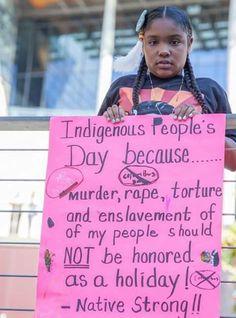 Indigenous lives matter too 2015