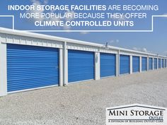 Mini Storage Outlet Supplier of Mini Storage Buildings, Self Storage Units and Storage Building Kits. We offer the Lowest Prices on Prefab Storage Buildings! Self Storage Units, Built In Storage, Climate Controlled Storage Units, Storage Building Kits, Container Cafe, Storage Facility, Steel Buildings, Steel Structure, Prefab