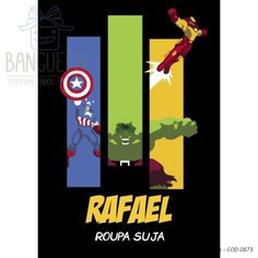 Art For Toddlers, Avengers