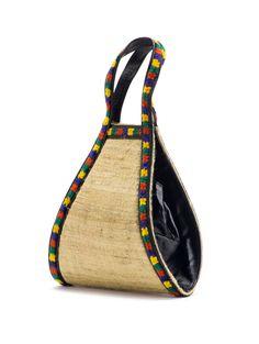 Ananaya V-Shaped Tussar Potli   Online Bags l Ladies Handbags l Handbags for Women - Limeroad.com