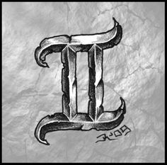 Zodiac Tattoo Designs With Image Zodiac Symbol Picture Tribal Gemini Tattoo 5