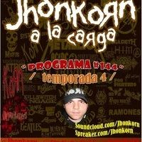 "A La Carga Rock""Pgr. #144""Musica-Humor-Radio Show-Rockers"" by jhonkorn on SoundCloud"