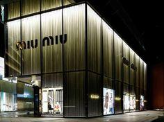 MIU MIU Opens Store in Shanghai