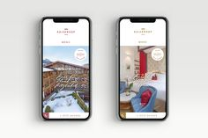 Branding and Corporate Design for Hotel Kaiserhof in Vienna and Kitzbühel. Studio Q, People Online, Kaiser, Corporate Design, Design Agency, Vienna, Branding, Concept, Brand Design